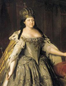Анна Иоанновна (1693 — 1740)
