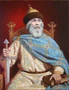 Владимир Всеволодович Мономах (1053 — 1125)