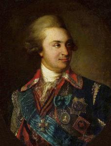 Григорий Александрович Потемкин (1739 — 1791)