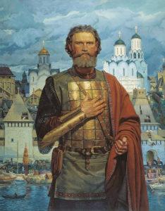 Дмитрий I Иванович Донской (1350 — 1389)