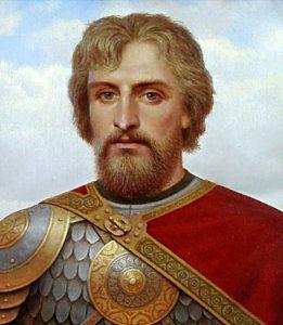 Юрий (Георгий) Владимирович Долгорукий (1090 — 1157)