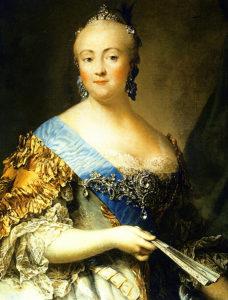 Елизавета Петровна (1711 — 1761)