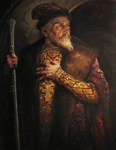 Иван IV Васильевич Грозный (1530 — 1584)