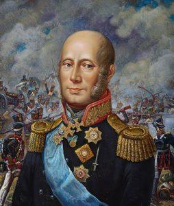 Михаил Богданович Барклай-де-Толли (1761 — 1818)