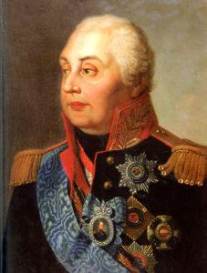 Михаил Илларионович Голенищев-Кутузов-Смоленский (1745 — 1813)