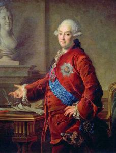 Петр Александрович Румянцев (1725 — 1796)