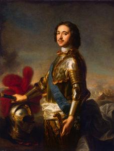 Пётр I Алексеевич (1672 — 1725)
