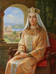 Княгиня Ольга (920 — 969)