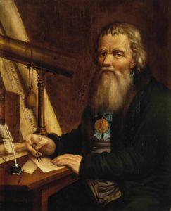 Иван Петрович Кулибин (1735 — 1818)