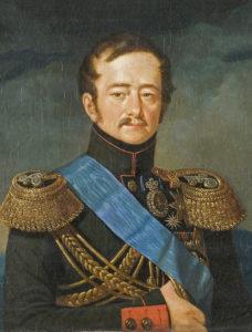Иван Федорович Паскевич-Эриванский (1782 — 1856)