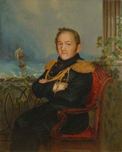 Михаил Петрович Лазарев (1788 — 1851)