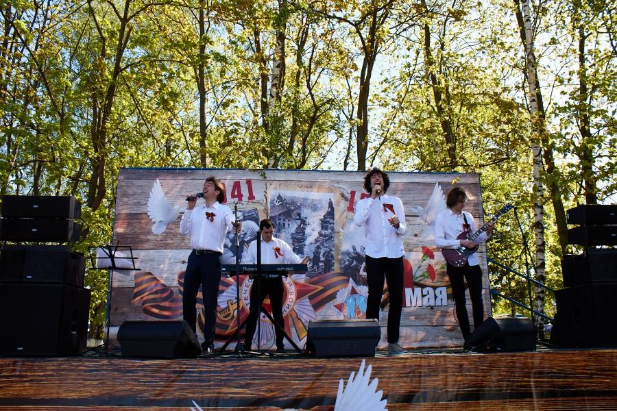 Благотворительные концерты в подмосковных Путилково и Марьино