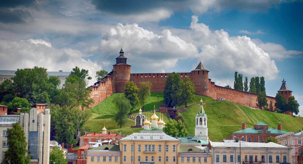 В Нижнем Новгороде стартует пилотный проект по сохранению исторических центров России