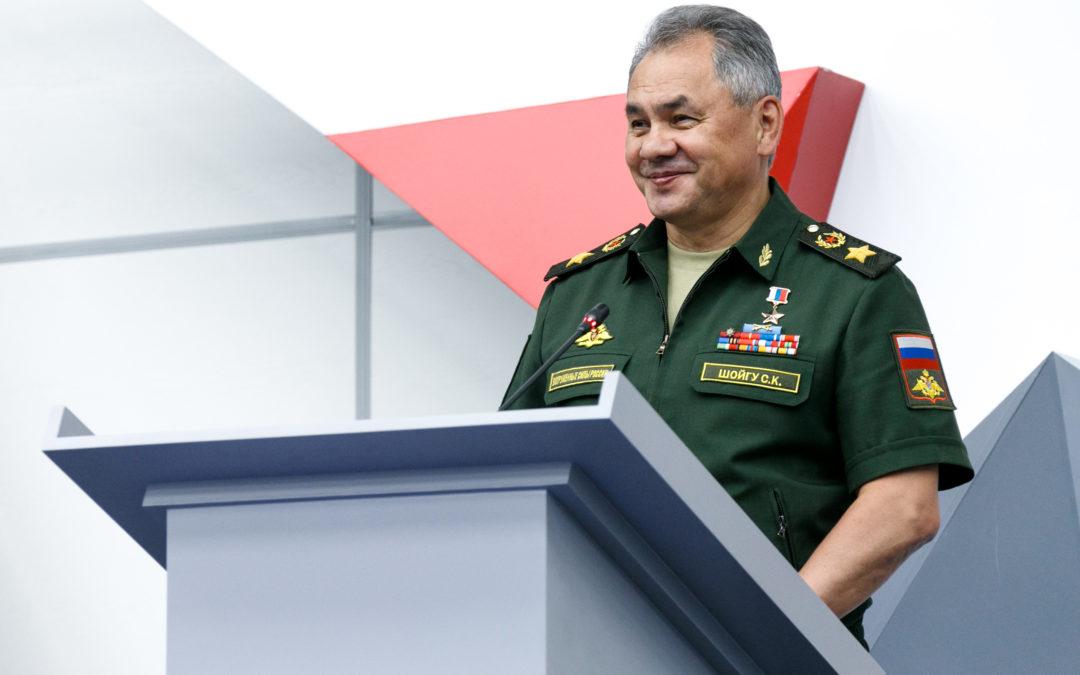 В парке «Патриот» построят главный храм Вооруженных сил России