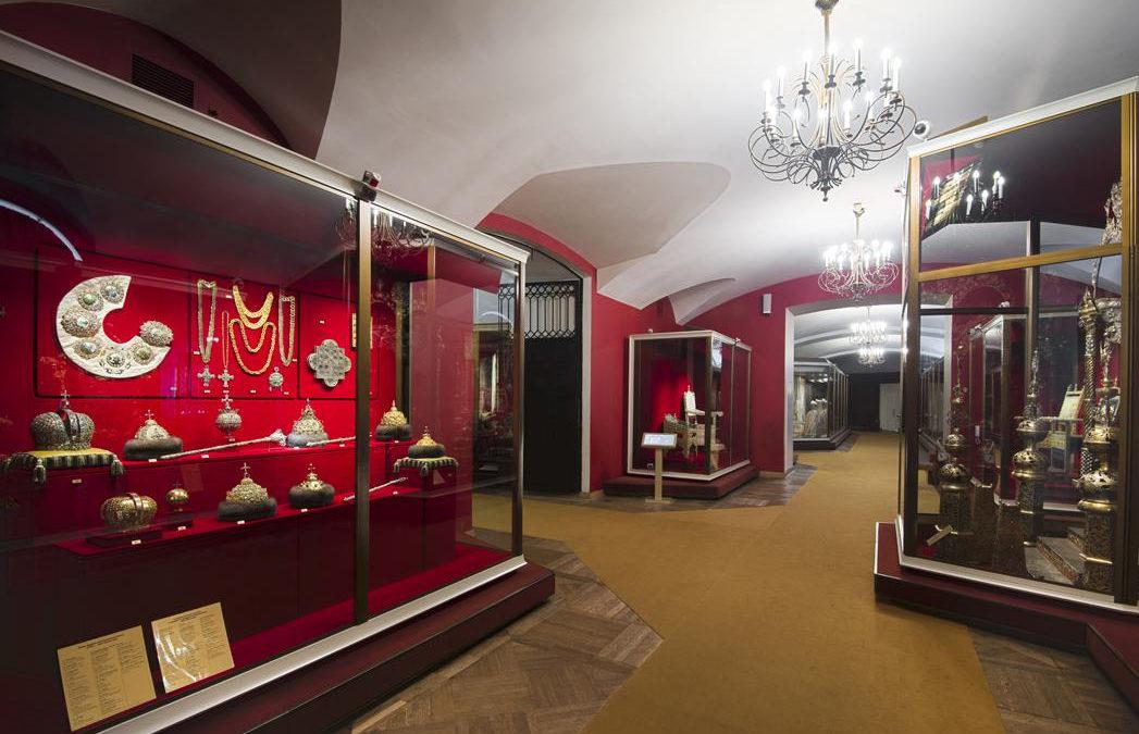 Выставка «Хранители времени» открывается в Музеях Московского Кремля