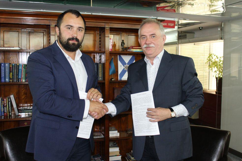 Подписано соглашение о сотрудничестве с Уральским центром монументального искусства