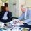 Встреча с председателем правления Союза писателей России Николаем Ивановым