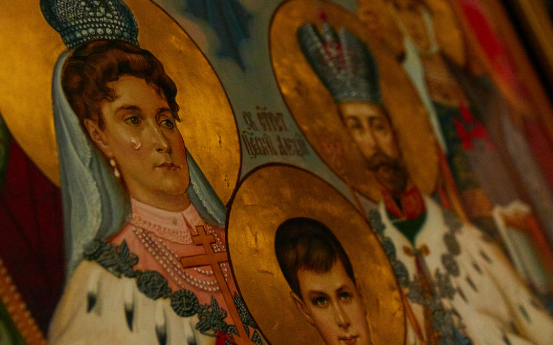 Окончание крестного хода «Обнимая Крым молитвою»