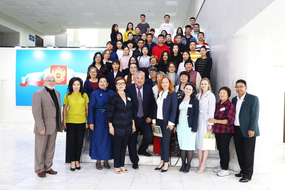Международный диалог «Единство реки Жизни: мудрость женского начала» в Монголии