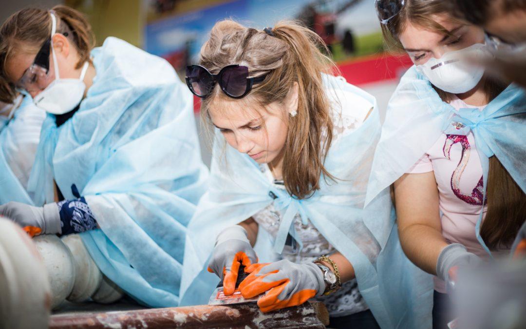 Школа волонтеров наследия начала работу в Крыму
