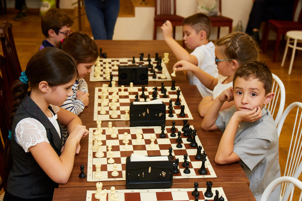 Восьмой детский турнир по шахматам «Путешествие к короне»