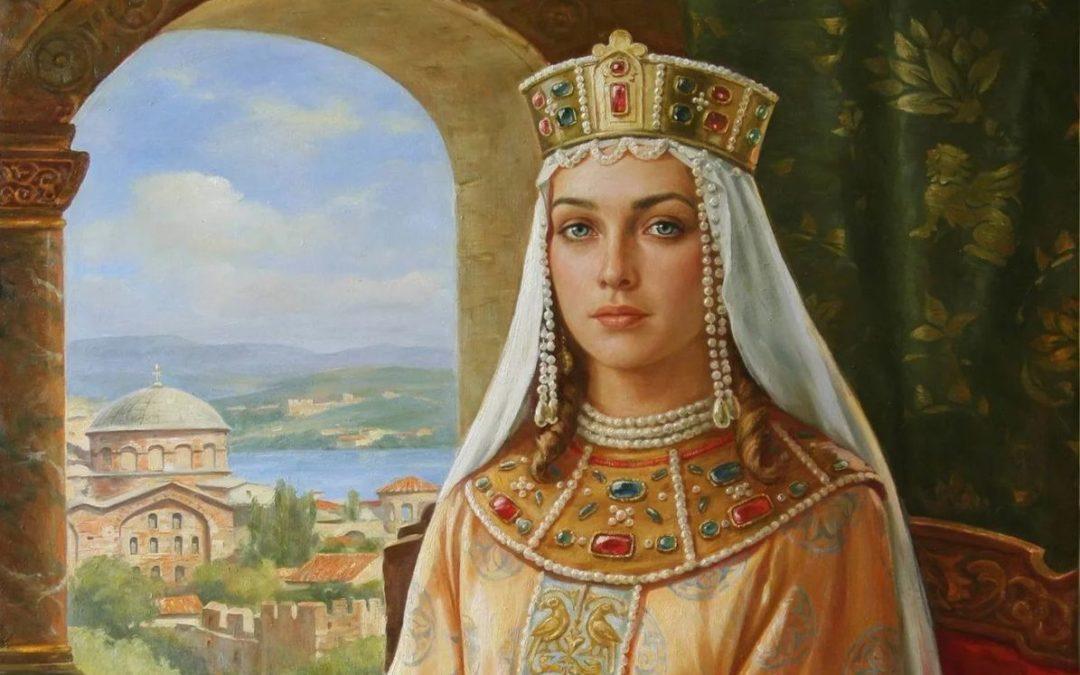 В Петербурге открылась экспозиция о княгине Ольге
