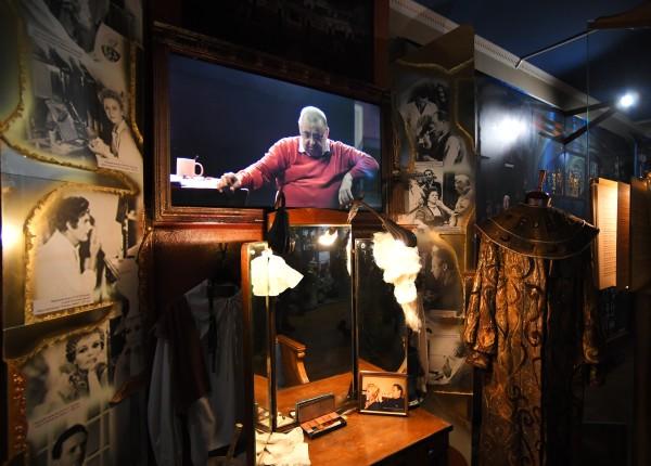 В Центральном театре российской армии откроют музей