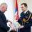Вручение игры «За Родину!» атташе по вопросам обороны Республики Сербия в России