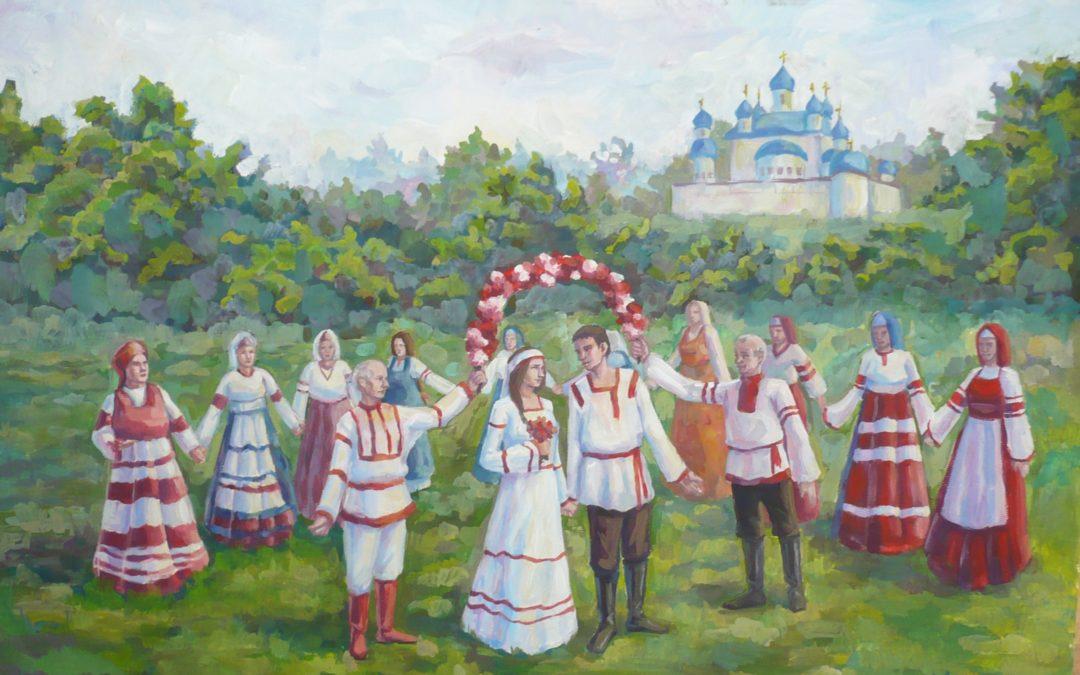 Продолжается прием заявок на участие в конкурсе художественных работ «Семья – душа России»