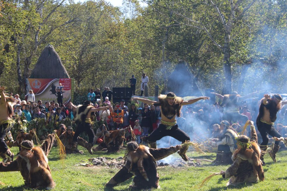Идентичность, культура и традиции коренных народов Камчатки