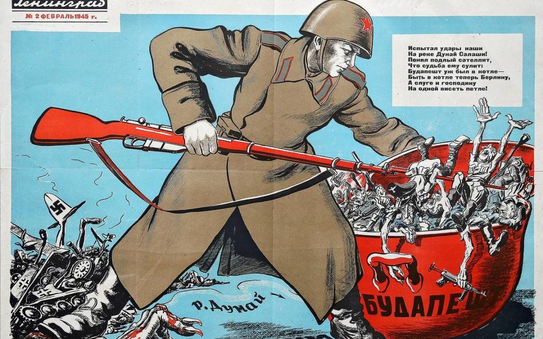 Агитационные плакаты «Окна ТАСС» представили на онлайн-выставке в Москве