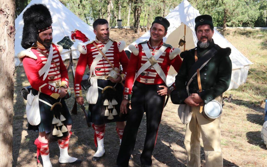 В Севастополе в четвёртый раз прошёл военно-исторический фестиваль «Русская Троя»