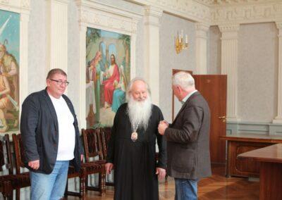 Епархиальное управление Орловской митрополии. 11 июня 2021 г.