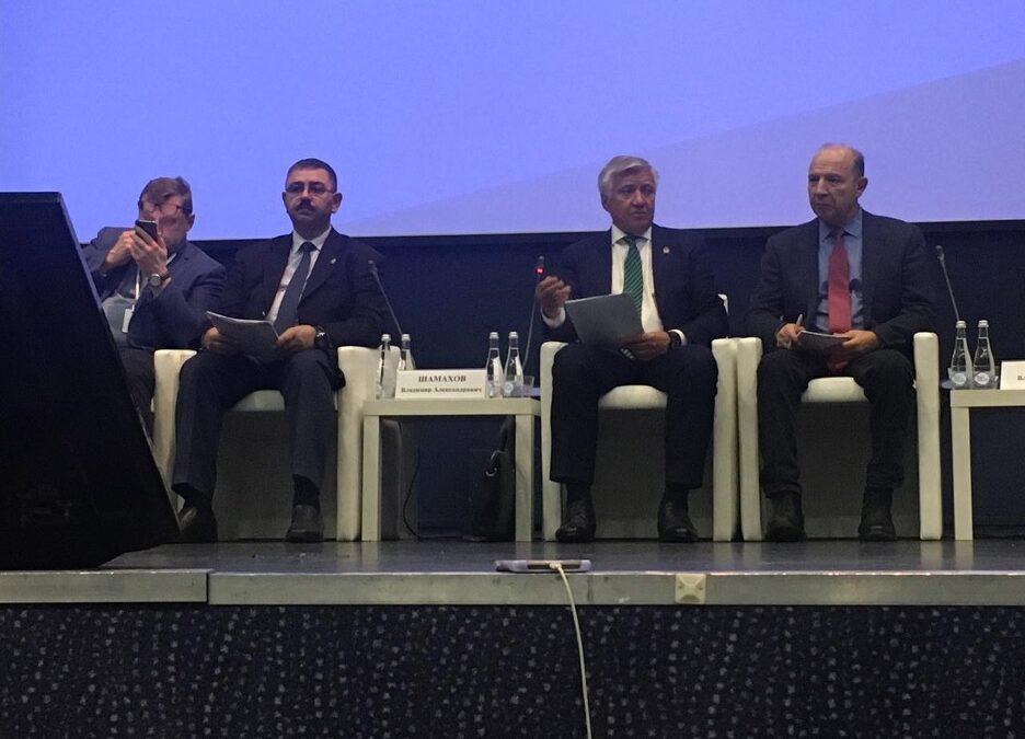 В Санкт-Петербурге прошёл Всероссийский форум «Устойчивое развитие»