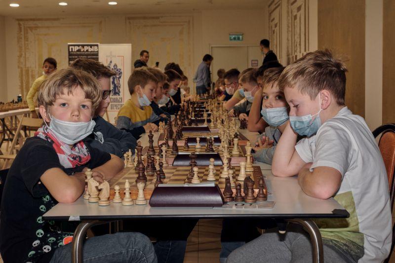 2 и 3 сентября в ТРЦ «Гагаринский» прошёл шахматный марафон